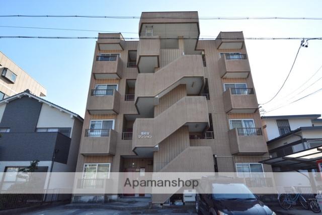 愛知県稲沢市、稲沢駅徒歩16分の築29年 4階建の賃貸マンション
