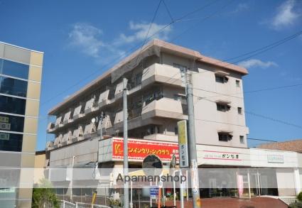 愛知県あま市、甚目寺駅徒歩3分の築41年 4階建の賃貸マンション