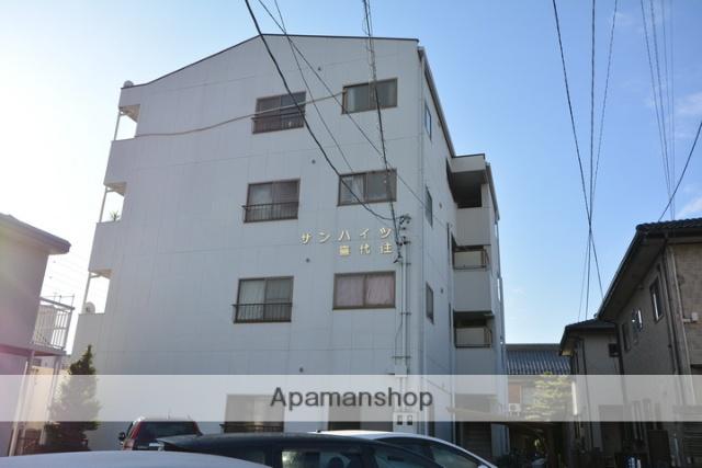 愛知県清須市、清洲駅徒歩17分の築27年 4階建の賃貸マンション
