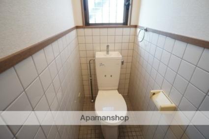 アルデンヌ七宝[1K/35.1m2]のトイレ