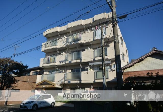 愛知県あま市、青塚駅徒歩6分の築28年 4階建の賃貸マンション
