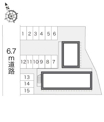 レオパレスマンリィ[1K/20.28m2]の内装1