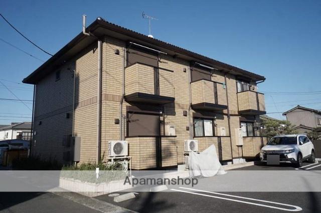 愛知県あま市、新清洲駅徒歩27分の新築 2階建の賃貸アパート