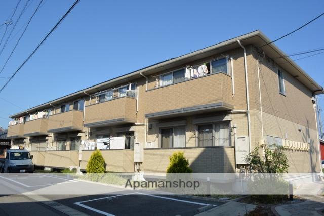 愛知県稲沢市、稲沢駅徒歩24分の築6年 2階建の賃貸アパート