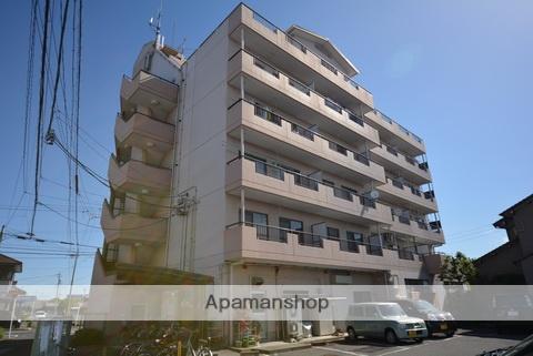 愛知県一宮市、二子駅徒歩15分の築27年 6階建の賃貸マンション