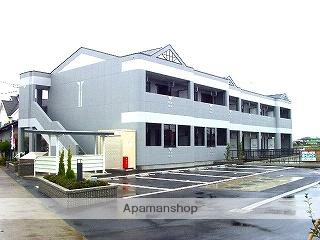 愛知県一宮市、尾張一宮駅名鉄バスバス16分起下車後徒歩16分の築13年 2階建の賃貸マンション