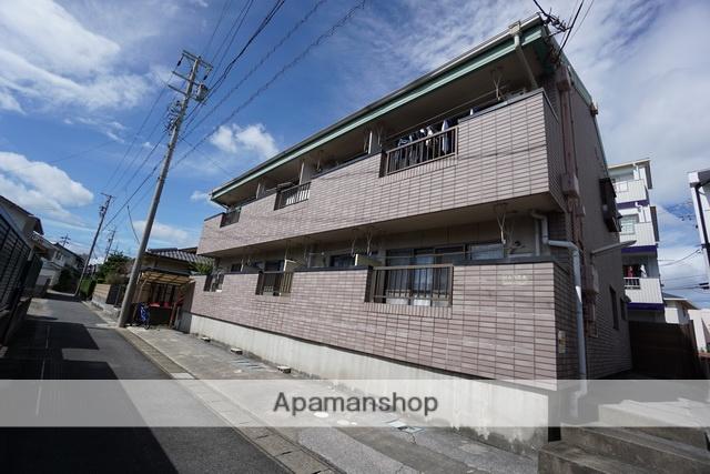 愛知県稲沢市、稲沢駅徒歩25分の築29年 2階建の賃貸アパート