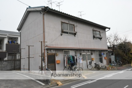 愛知県一宮市、尾張一宮駅徒歩18分の築44年 2階建の賃貸アパート