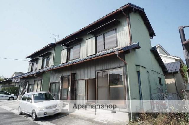 愛知県あま市、甚目寺駅徒歩26分の築47年 2階建の賃貸テラスハウス
