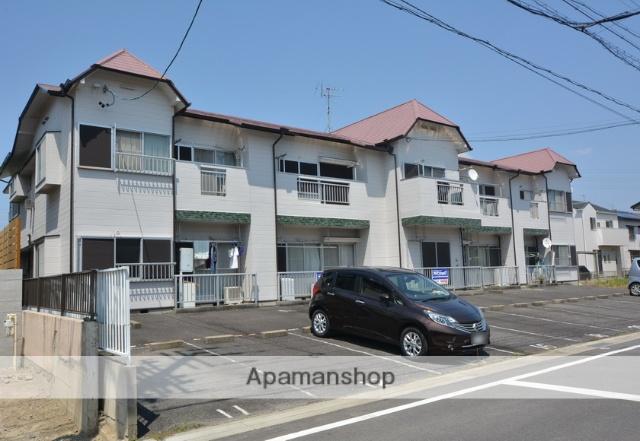 愛知県清須市、清洲駅徒歩19分の築30年 2階建の賃貸アパート