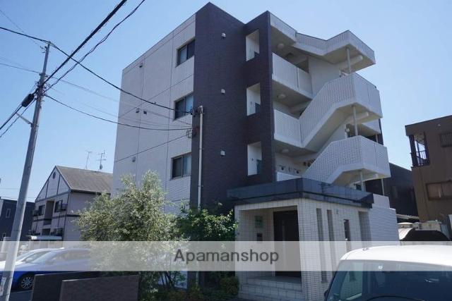 愛知県清須市、丸ノ内駅徒歩30分の築7年 4階建の賃貸マンション
