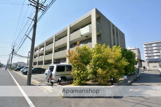 愛知県清須市、下小田井駅徒歩13分の築9年 3階建の賃貸マンション