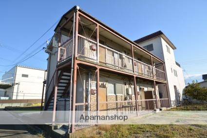 愛知県あま市、甚目寺駅徒歩10分の築40年 2階建の賃貸アパート