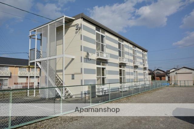 愛知県あま市、蟹江駅徒歩39分の築19年 2階建の賃貸アパート