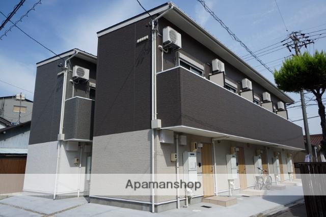 愛知県清須市、枇杷島駅徒歩10分の新築 2階建の賃貸アパート
