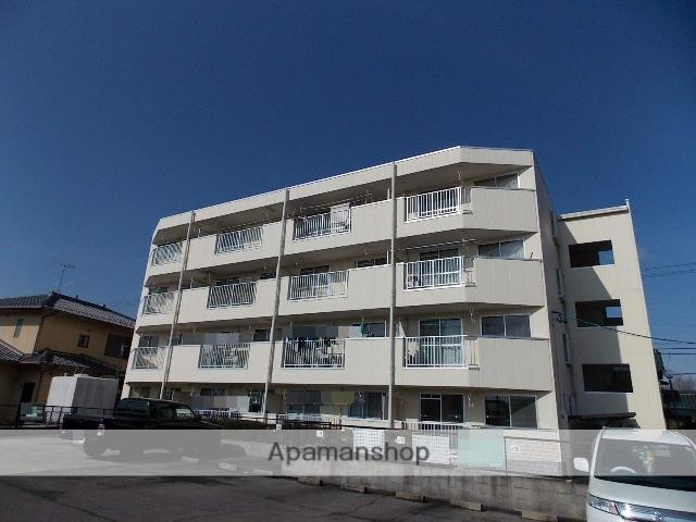 愛知県江南市、江南駅徒歩34分の築21年 4階建の賃貸マンション