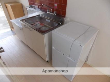 エバーグリーン[1R/20m2]のキッチン