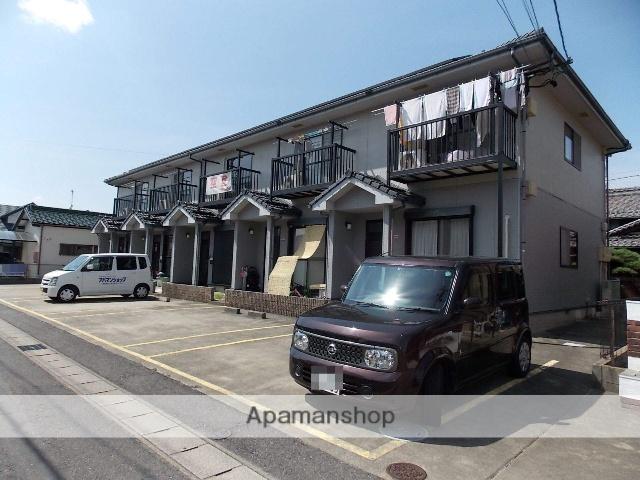 愛知県一宮市、尾張一宮駅徒歩40分の築17年 2階建の賃貸テラスハウス