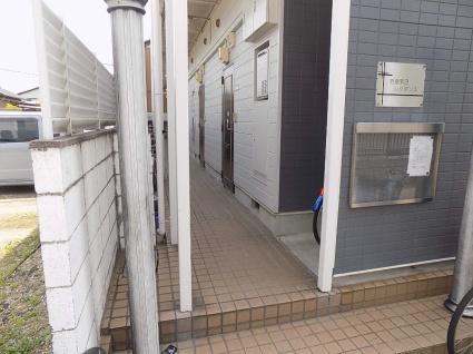 岩倉第3レジデンス[1K/17.21m2]の外観5
