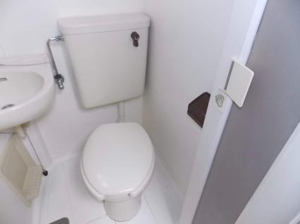 岩倉第3レジデンス[1K/17.21m2]のトイレ