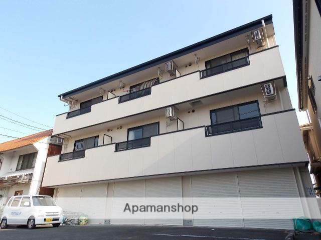 愛知県小牧市、小牧駅徒歩14分の築15年 3階建の賃貸マンション