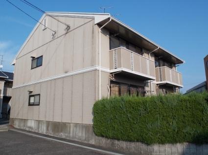 愛知県小牧市、徳重・名古屋芸大駅徒歩39分の築23年 2階建の賃貸アパート