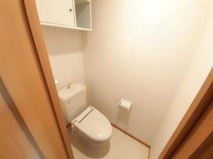 グランドゥール[1K/29.47m2]のトイレ