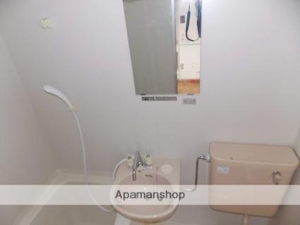 コーポ平和[1K/27.45m2]の洗面所