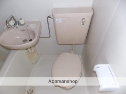 コーポ平和[1K/27.45m2]のトイレ