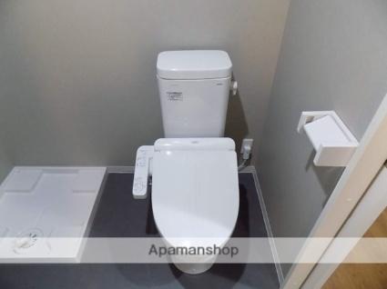 アソシエⅢ(アソシエスリー)[1K/20.75m2]のトイレ
