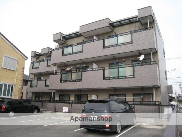 愛知県名古屋市西区、小田井駅徒歩20分の築17年 3階建の賃貸マンション