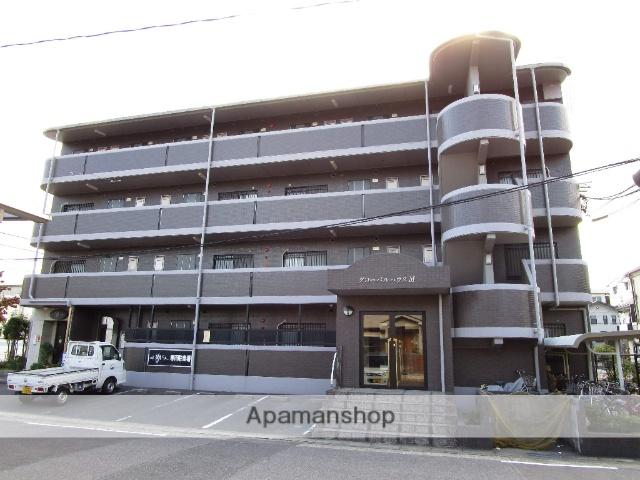 愛知県名古屋市西区、中小田井駅徒歩13分の築18年 4階建の賃貸マンション
