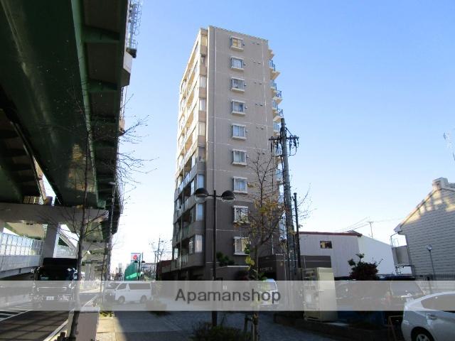 愛知県名古屋市西区、下小田井駅徒歩20分の築13年 10階建の賃貸マンション