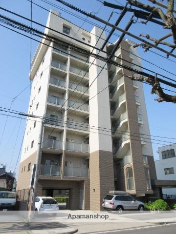 愛知県名古屋市西区、栄生駅徒歩21分の築11年 9階建の賃貸マンション
