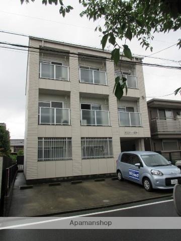 愛知県名古屋市西区、庄内緑地公園駅徒歩20分の築21年 3階建の賃貸マンション