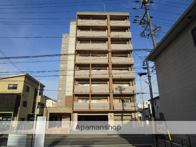 愛知県名古屋市西区、栄生駅徒歩15分の築14年 8階建の賃貸マンション