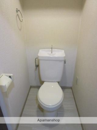 グローリアス城Ⅱ[1K/25.2m2]のトイレ