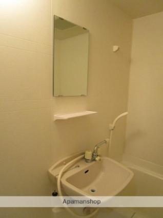 グローリアス城Ⅱ[1K/25.2m2]の洗面所