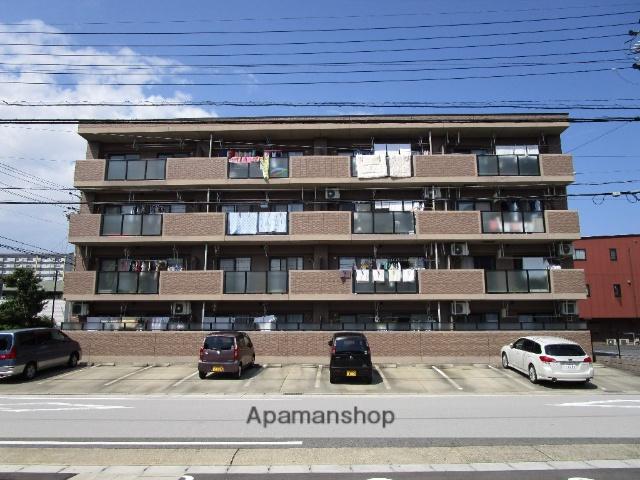 愛知県名古屋市西区の築14年 4階建の賃貸マンション