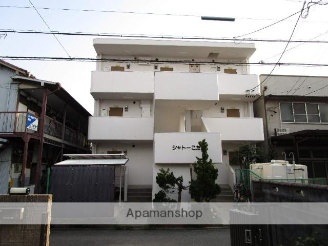 愛知県名古屋市西区、浄心駅徒歩12分の築29年 3階建の賃貸マンション