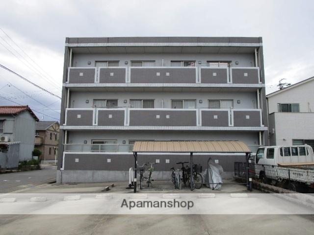愛知県名古屋市西区、小田井駅徒歩23分の築12年 3階建の賃貸マンション