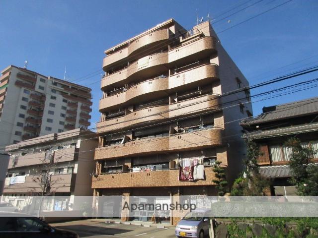 愛知県名古屋市西区、庄内通駅徒歩4分の築27年 7階建の賃貸マンション