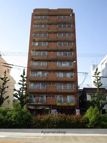 愛知県名古屋市西区、黒川駅徒歩18分の築31年 10階建の賃貸マンション