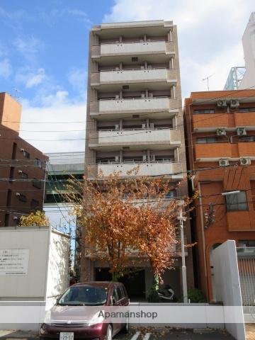 愛知県名古屋市西区、浄心駅徒歩6分の築2年 8階建の賃貸マンション
