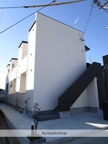 愛知県名古屋市西区、小田井駅徒歩20分の築3年 2階建の賃貸アパート