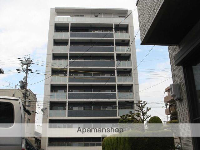 愛知県名古屋市西区、東枇杷島駅徒歩18分の築7年 9階建の賃貸マンション