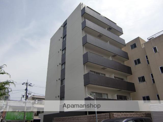 愛知県名古屋市西区、浄心駅徒歩16分の築5年 7階建の賃貸マンション