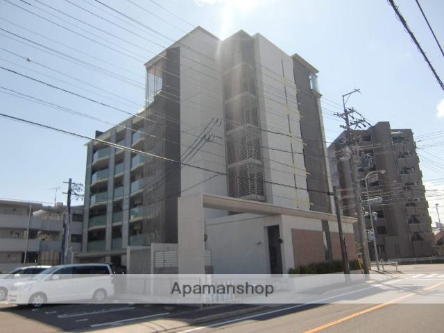 愛知県名古屋市西区、中小田井駅徒歩18分の築8年 6階建の賃貸マンション