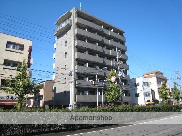愛知県名古屋市西区、庄内緑地公園駅徒歩13分の築21年 8階建の賃貸マンション