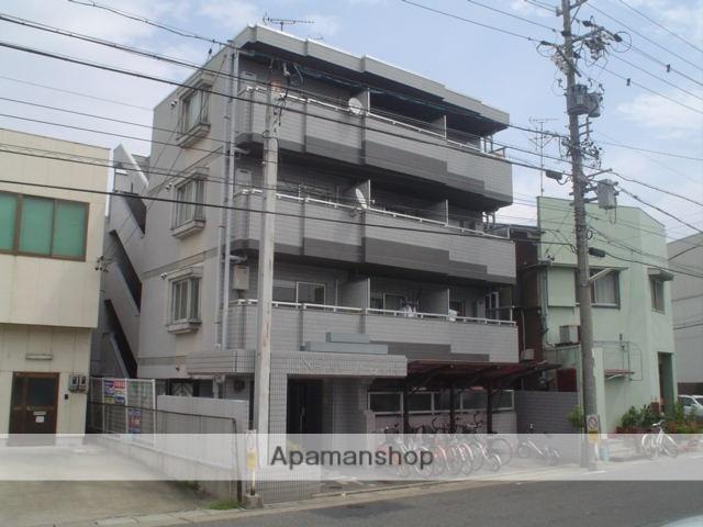 愛知県名古屋市西区、庄内緑地公園駅徒歩5分の築27年 4階建の賃貸マンション